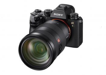 Αποκαλύφθηκε η εντυπωσιακή Sony α9