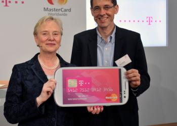 MasterCard και Deutsche Telekom μαζί στις mobile πληρωμές