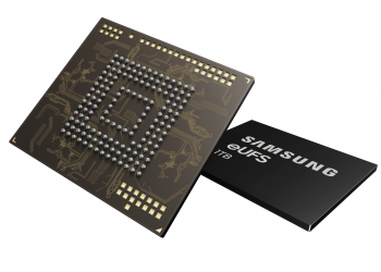 Samsung: ανεβάζει στο 1ΤΒ την ενσωματωμένη μνήμη στα smartphones