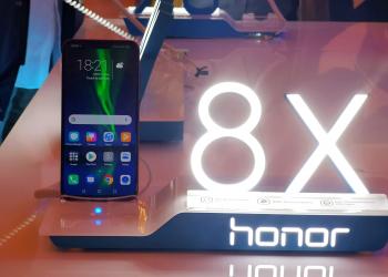 Παρουσιάστηκε το Honor 8X