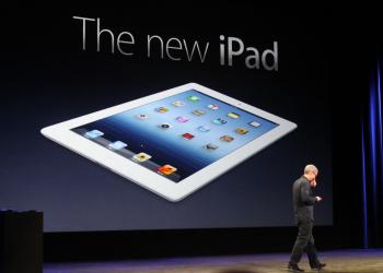 Δεν καίει το νέο iPad