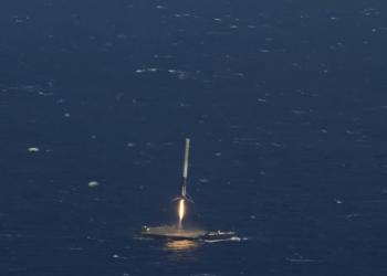 Έγραψε ιστορία η SpaceX