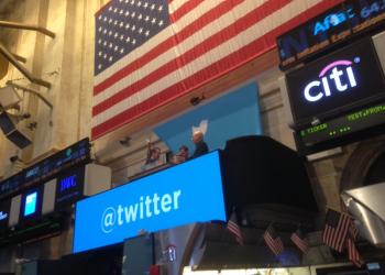 Το Twitter στη Wall Street