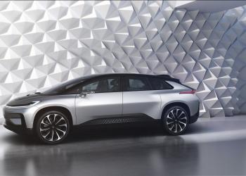 Αποκαλυπτήρια για το super car της Faraday Future