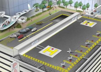 Ιπτάμενα ηλεκτρικά οχήματα οραματίζεται η Uber