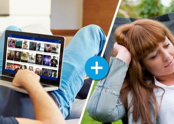 Nova Go Extra: για ταυτόχρονη θέαση από δύο διαφορετικές συσκευές
