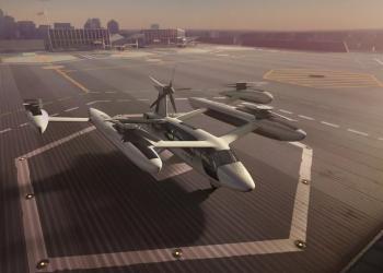 Στον αέρα τα ιπτάμενα ταξί της Uber το 2020
