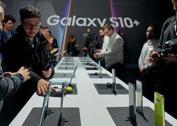 Samsung Galaxy S10: στις 8 Μαρτίου στην ελληνική αγορά