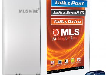 Ξεκίνησε η κυκλοφορία του πρώτου 3G tablet από την MLS