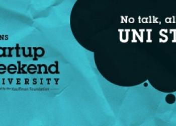 Startup Weekend University στην Αθήνα