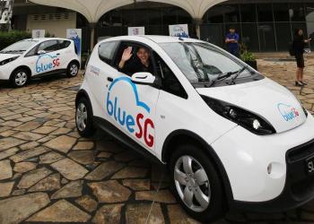 Μεγάλο πρόγραμμα  car-sharing ηλεκτρικών αυτοκινήτων στη Σιγκαπούρη
