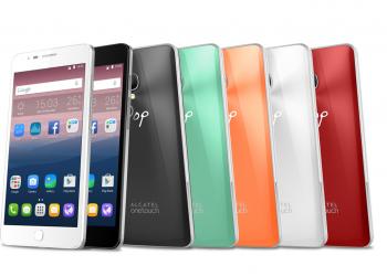 Νέα smartphones από την Alcatel