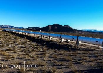 Στην τελική ευθεία η πίστα δοκιμών για το Hyperloop