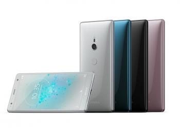 Παρουσιάστηκε η δεύτερη γενιά των Sony Xperia XZ