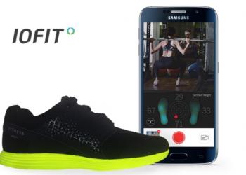 Έξυπνα παπούτσια από τη Samsung