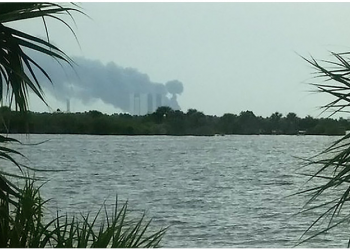 Η έκρηξη που στενοχώρησε SpaceX και Facebook