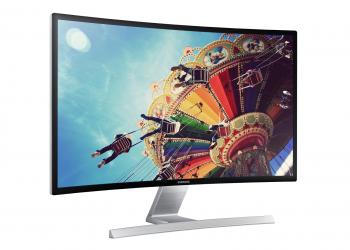 Νέο κυρτό monitor από τη Samsung
