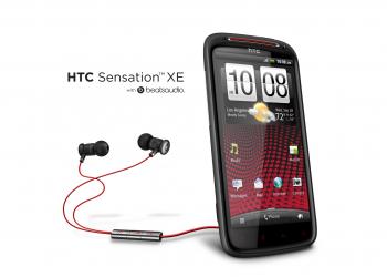 HTC Sensation XE: ήχος εφάμιλλος επαγγελματικού στούντιο