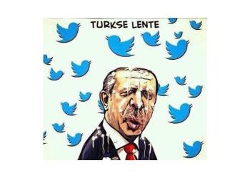 Ερντογάν-Twitter: 1-1
