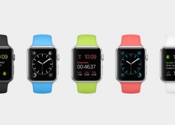 Ένας χρόνος Apple Watch