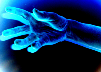 Μεταφορά δεδομένων με αγωγό το ανθρώπινο σώμα