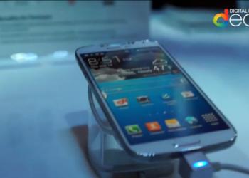Ένα διαφορετικό hands on video στο Samsung Galaxy S4