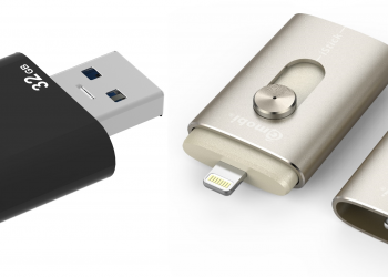 USB flash drives για iOS συσκευές