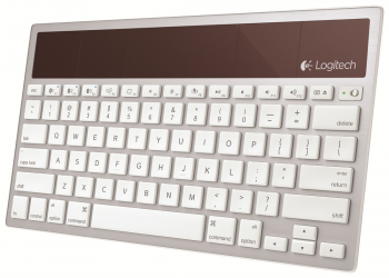 Logitech Solar Keyboard K760 review