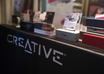 Creative: επανέρχεται δυναμικά στην ελληνική αγορά