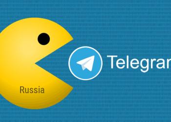 Επίθεση Ρωσίας στο Telegram