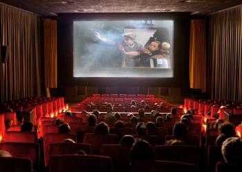 Texting στο σινεμά: ας μην το παρακάνουμε