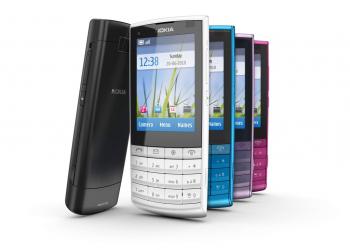 Nokia X3: με οθόνη αφής αλλά και πληκτρολόγιο