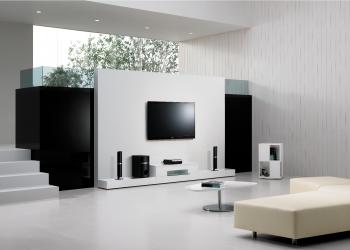 Νέο σύστημα Blu-ray home theater