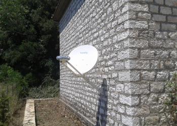 Εγκατάσταση Internet στη Χόμορη Ναυπακτίας