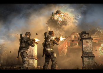 Army Of Two – The Devil's Cartel (PS3) - Το Review