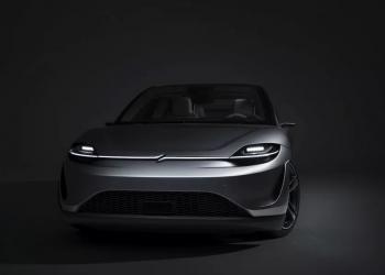 Ηλεκτρικό αυτοκίνητο παρουσίασε η Sony στη CES 2020