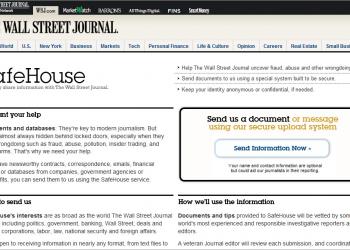Wikileaks αλά Wall Street Journal