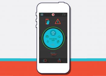 Vodafone: νέα εφαρμογή προστασίας SafeBeep