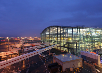 Κολοσιαία marketing ενέργεια της Samsung στο αεροδρόμιο Heathrow