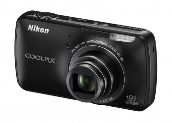 Nikon Coolpix S800c: 16 megapixels και Android