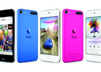 Νέα γενιά iPod