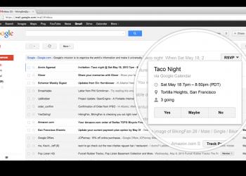 Νέα χαρακτηριστικά στο Gmail