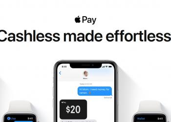 Apple Pay: από σήμερα διαθέσιμο στην Ελλάδα