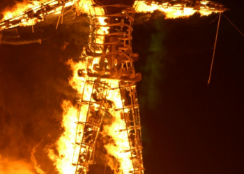 Burning Man Τώρα!