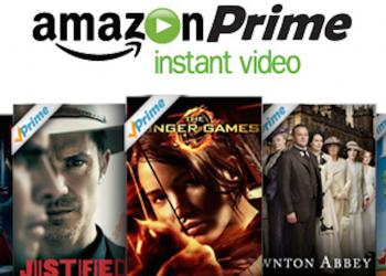 Μηνιαία συνδρομή για το Amazon Prime Video