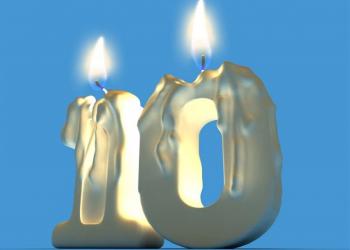 Δέκα χρόνια Gmail