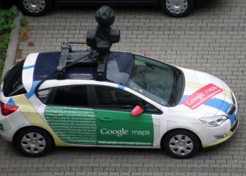 Πιο οργανικό  Google Maps