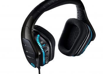 Η Logitech παρουσιάζει νέα ακουστικά, ειδικά για gamers