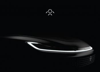 Ντεμπούτο με αυτοκίνητο παραγωγής για τη Faraday Future στην CES 2017
