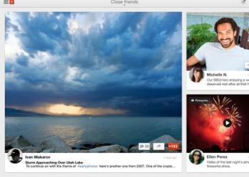 Το Google+  έρχεται στο iPad
